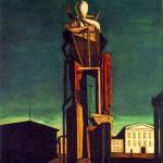 Giorgio de Chririco, Der große Metaphysiker