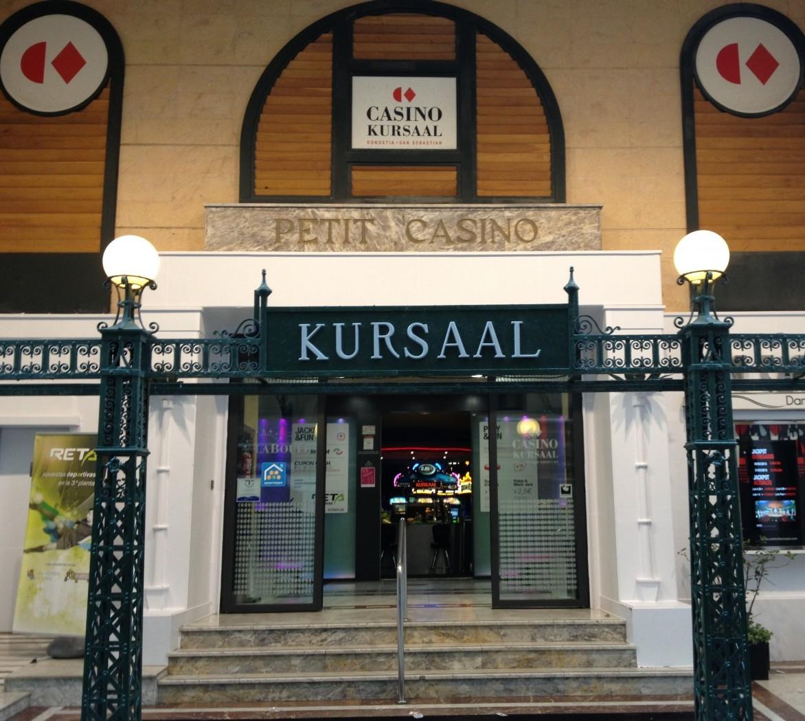 Casino, San Sebastian, Baskenland