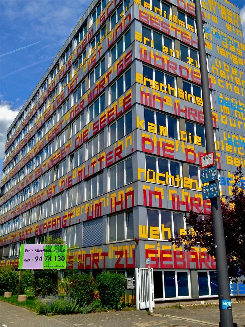Goldman Holding, Frankfurt Osthafen