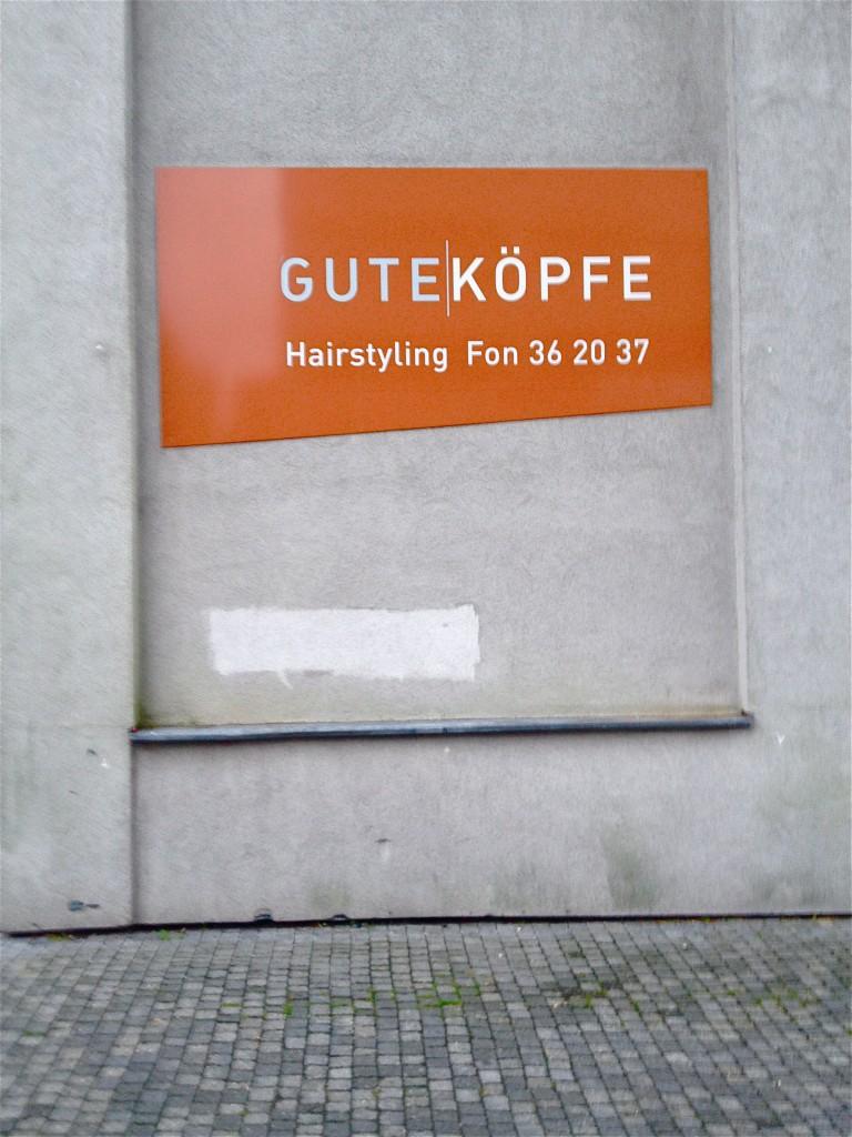 Frisiersalon, Düsseldorf Medienhafen