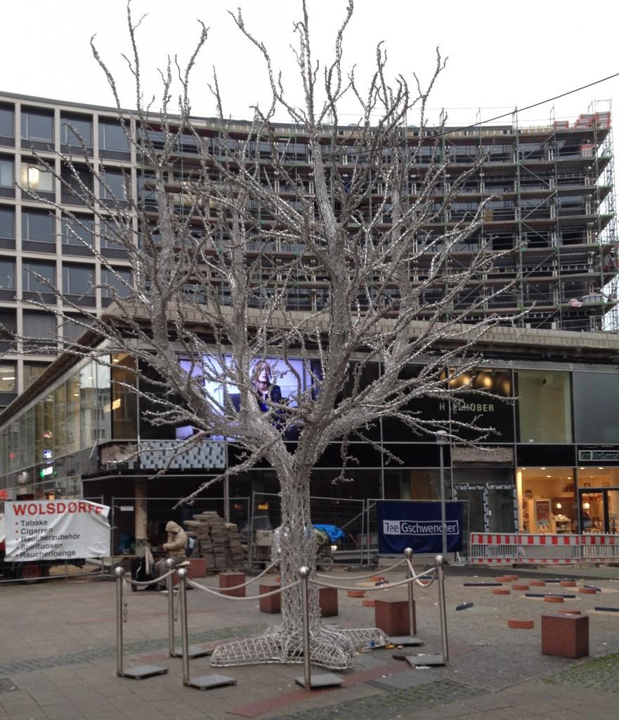 Adventsstimmung in Essen