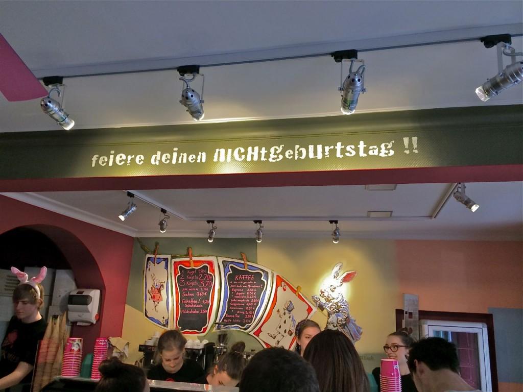 Der verrückte Eismacher, München