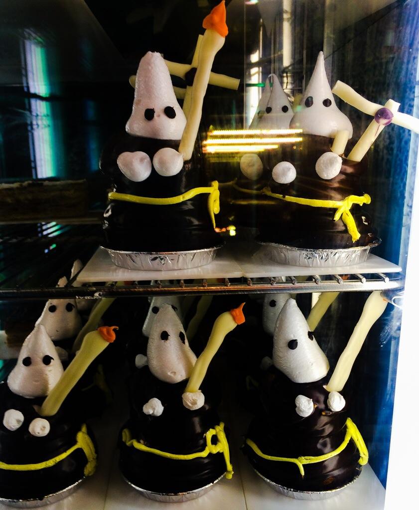 Süße Buße: Schokolade-Nazarenos zur Semana Santa