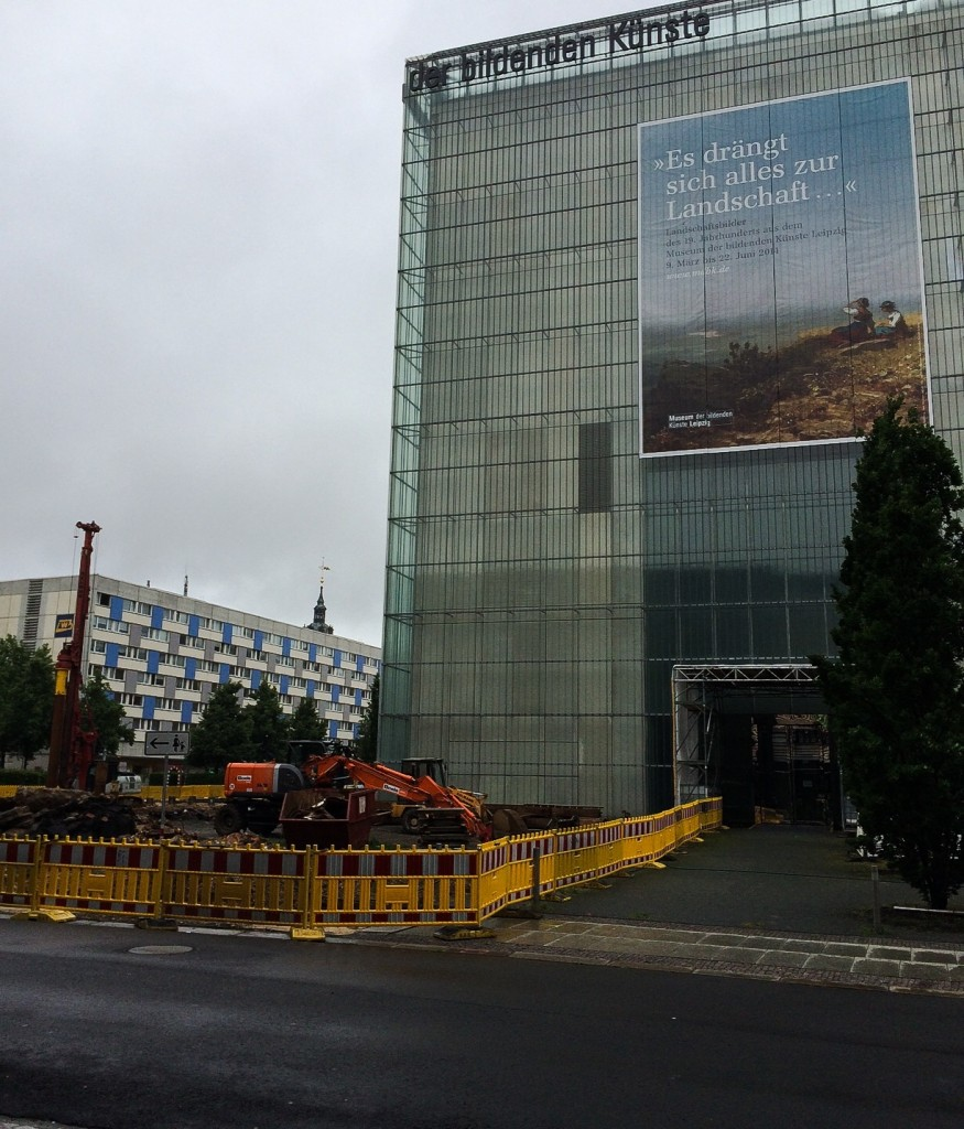 Museum der bilden Künste, Leipzig