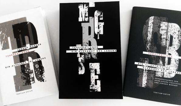 """Beide Bände, die """"Tagesrationen"""" und die """"Sprachbilder"""" sind erhältlich in einer schön gestalteten Sonderausgabe im Schuber für € 49,90"""