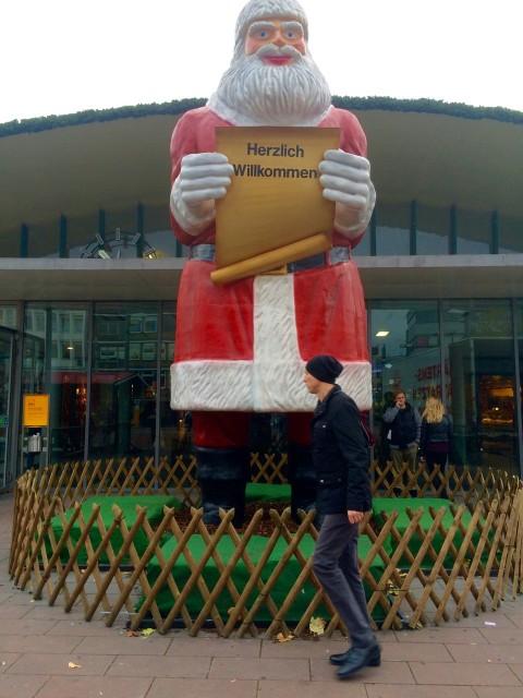 Bochumer Bahnhofs-Mission: Der Gruß gilt allen, die sich auf den Weg begeben, um sich neu zu orientieren